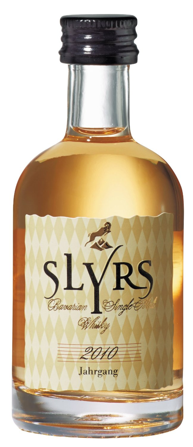 SLYRS Single Malt Whisky 43 %, 0,05 l
